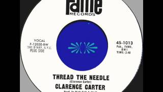 Watch Clarence Carter Thread The Needle video