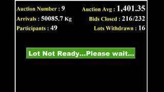 Spices Board India Bodinayakanur - E Auction Live -CPA  27/10/2020