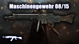 [Left 4 Dead 2]Maschinengewehr 08/15 Mod