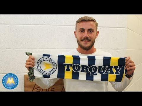 Inside TQ1 - Dan Butler speaks after signing for TUFC 02/07/15