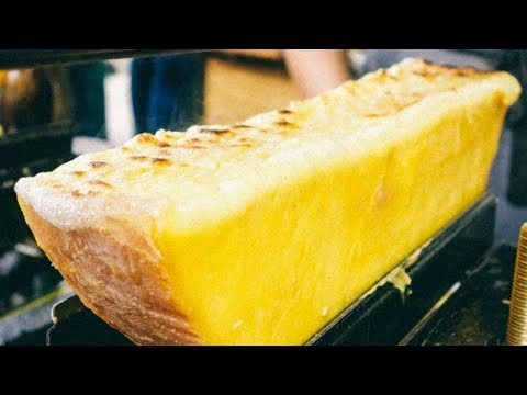 SWISS RACLETTE, LONDON STREET FOOD, AMAZING SWISS RACLETTE IN LONDON, BOROUGH MARKET LONDON