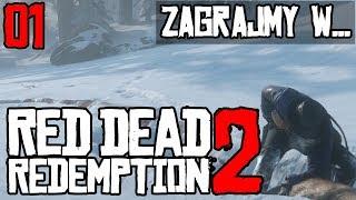 Zagrajmy w Red Dead Redemption 2 [#01] - POCZĄTEK GRY | Gameplay PL (PS4 Pro)