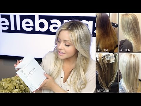 What is Olaplex? Do You Need It? How To Use + Professional