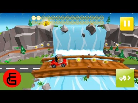 LEGO® Juniors Create & Cruise #1 (Android Gameplay ) Friction Games