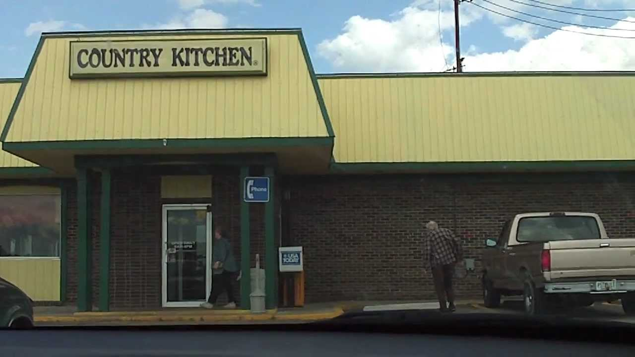 The REAL Country Kitchen Buffet - YouTube