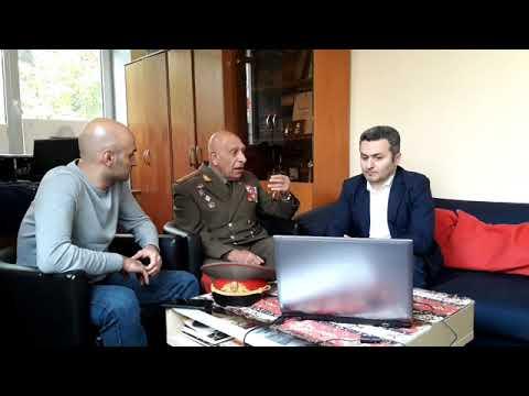 Генерал Норат Тер-Григорьянц об агрессии Азербайджана и Турции в отношение Арцаха. Часть 1