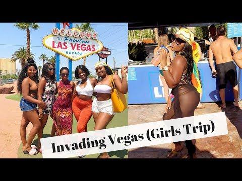 LAS VEGAS INVASION! GIRLS TRIP!
