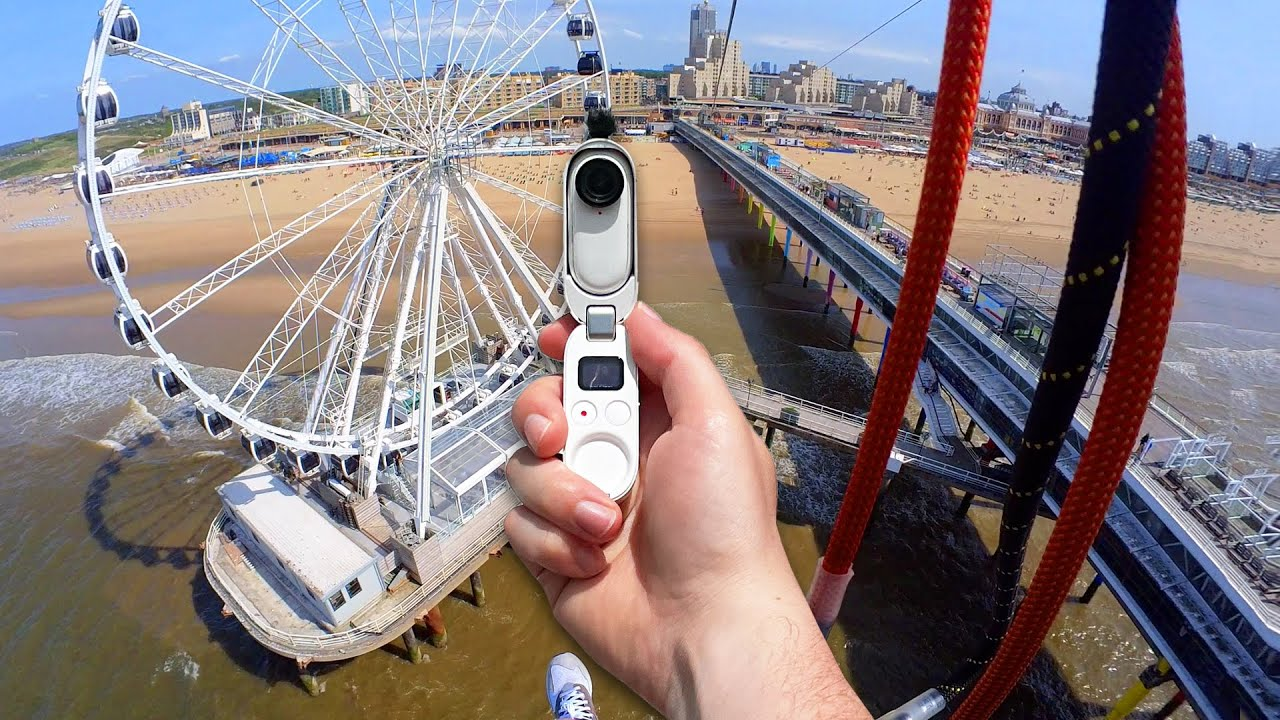 VLOG / Urlaub zu 100 % gefilmt mit der Insta360 Go 2 - geht das gut ? + FPV DROHNEN FOOTAGE
