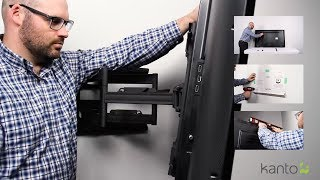 PX600 TV Mount Installation Guide   Kanto Mounts