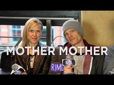 Mother Mother Records In My Life interview 2017