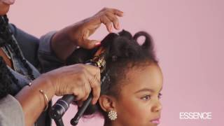 Black History Month Inspiration: ESSENCE x HairOnPurpose Coretta Scott King