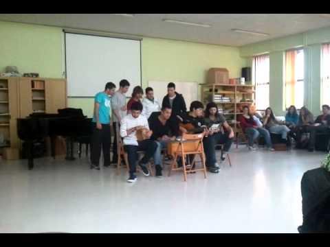 Canción 1°B Música UC Educación Primaria