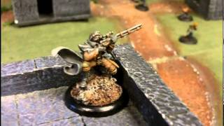 KFG Game Knights Miniatures Helldorado Dystopian Wars 40K Ork.mov