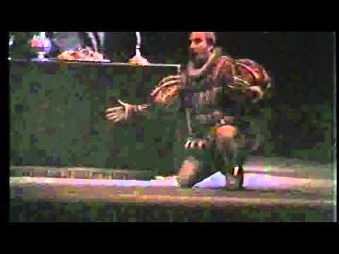 Rigoletto atto 3°: Tenore Giuseppe Morino, Baritono Mario D'Anna & Marina Bolgan