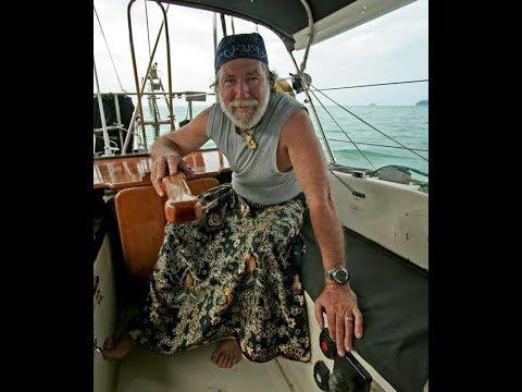 Interview - Building a 35' ferro-cement boat in a commune! (3 of 6) - Sailing Vessel Delos