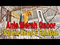 Burung Anis Merah Gacor Teler Full Isian  Mp3 - Mp4 Download