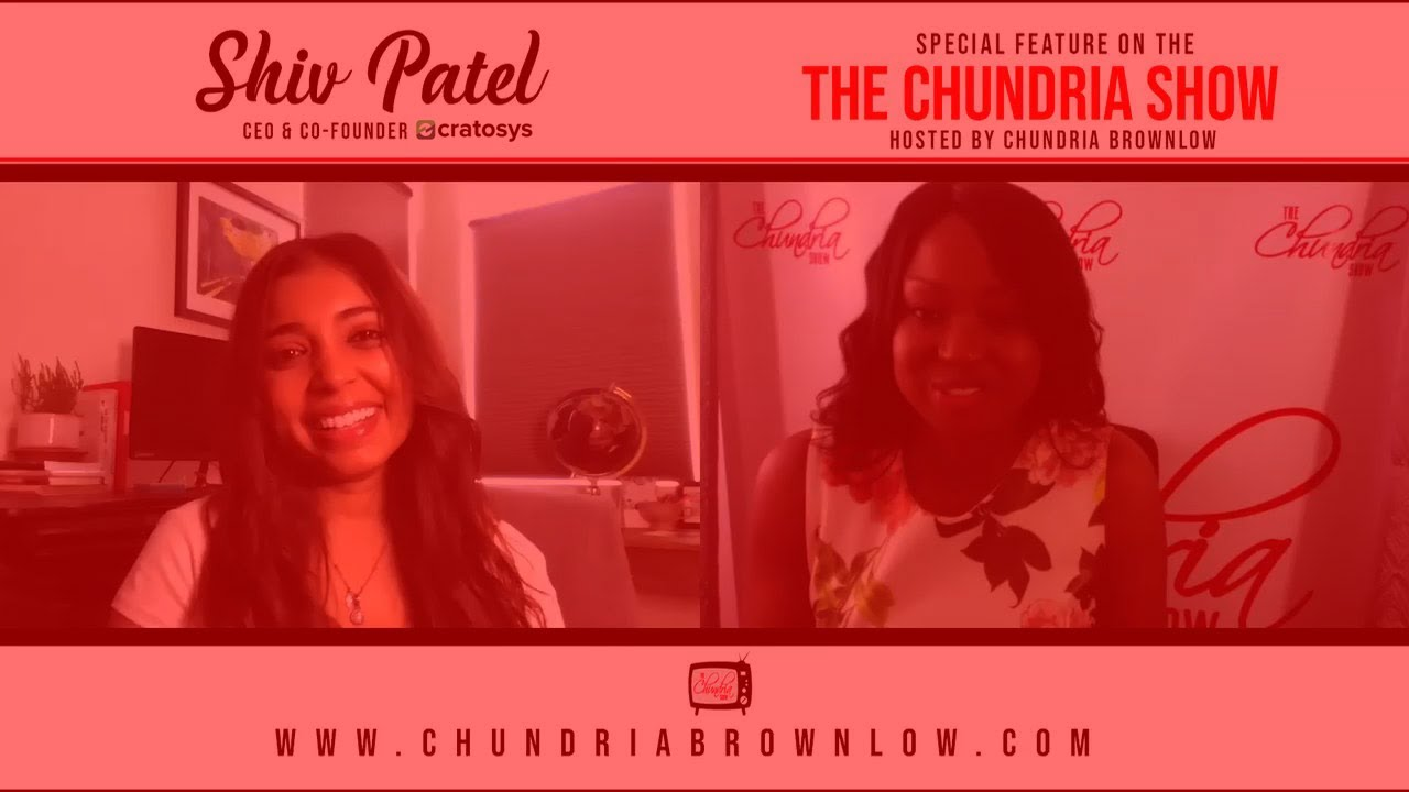 Shiv Patel Talks Entrepreneurship In Accounting And Her Company, Cratosys Inc.