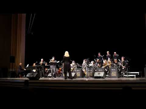 CU's Thompson Concert Jazz Ensemble With M. Schneider - Feb 15, 2018 @ Macky  - Night Watchman