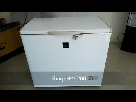 Chest Freezer Kapasitas 200 Liter