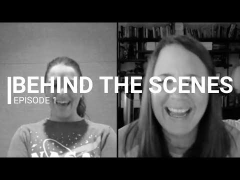 """""""Behind the Scenes"""" Episode 1 with Vanessa Broers"""