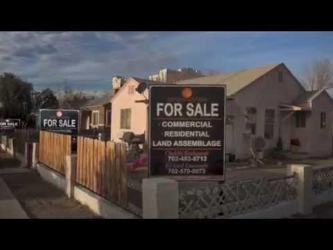 Downtown Las Vegas, NV Land Assemblage near Zappo's Headquarters