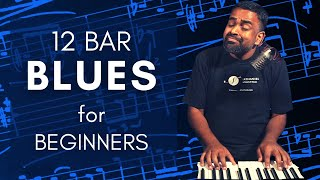 12 Bar Blues Piano for Beginners - SING & PLAY видео