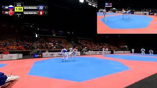 WTE Under 21 Championships - Helsingborg 2019 - Court 2