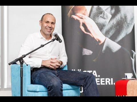 Vestlusõhtu Investoriga: Andres Viisemann - Investeerimisklubi