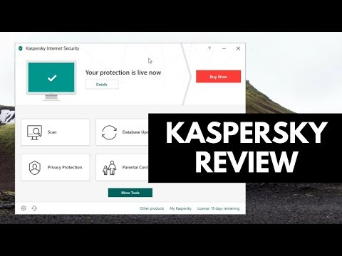 Kaspersky Internet Security 2019 Review