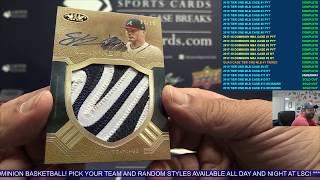 2018 Topps Tier One Baseball 12 Box Case Break #11