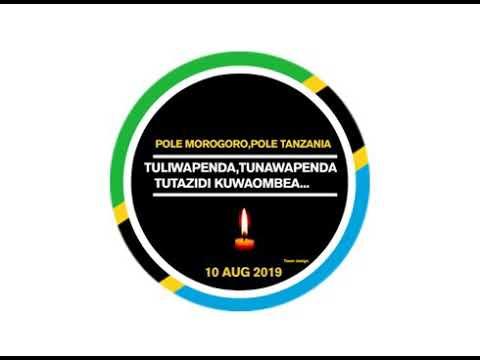 Download WIMBO MAALUMU WA KUOMBOLEZA AJALI YA MOTO MOROGORO