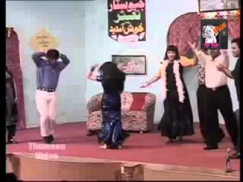 Pakistani Stage Dance Nari Tere Naina Ne...