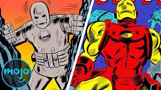 Top 10 Superhero Redesigns That Became Iconic