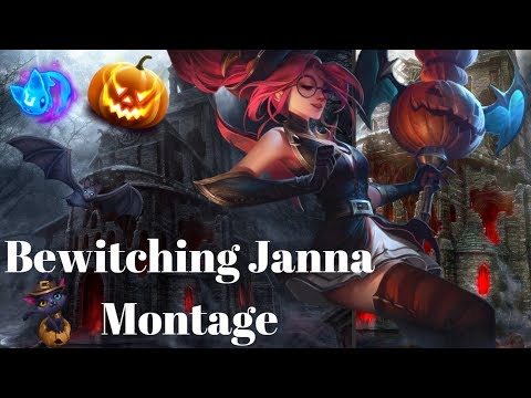 Bewitching Montage with Janna (last days of S8)