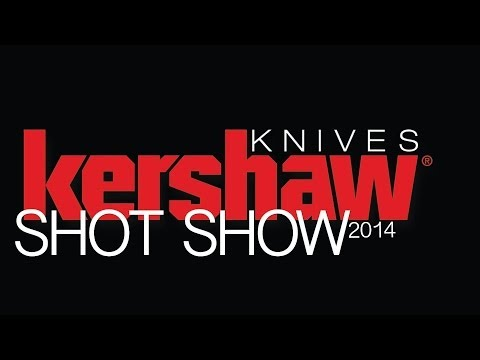 New Kershaw | Shot Show 2014