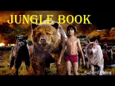 Learn English Through Story  - Jungle Book by Rudyard Kipling - Elementary