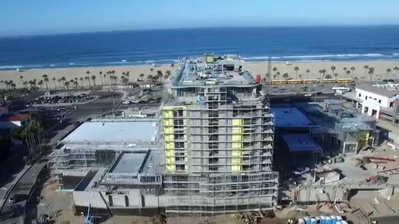 R D Olson Construction Pasea Hotel Huntington Beach Ca