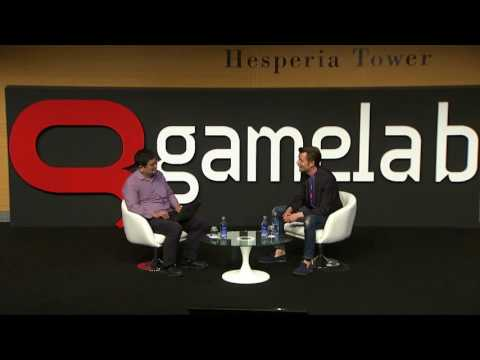 Gamelab Barcelona 2017 - Sam Lake - New ways of telling stories