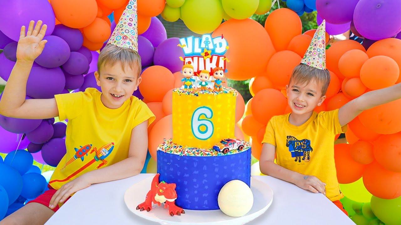 Chúc mừng sinh nhật Niki 6