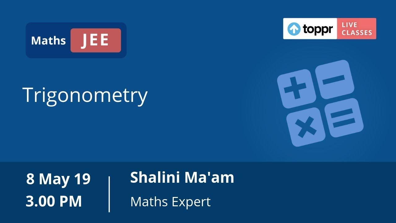 Trigonometric Identities - Formulas, Relations, Examples, Videos