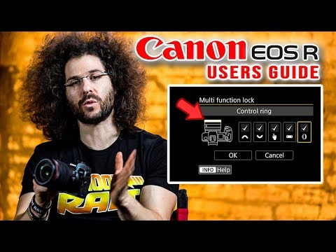 Canon EOS R User's Guide | How To Setup Your New Camera