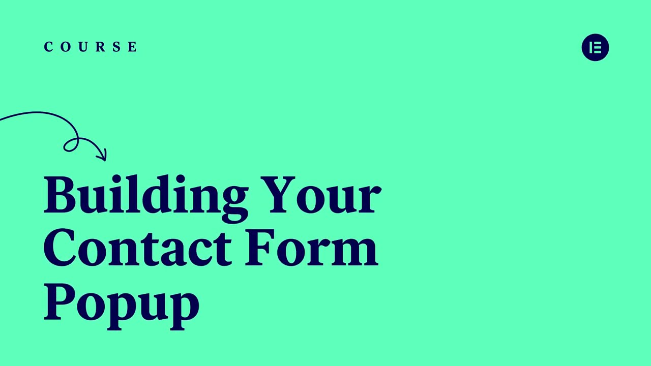 Building Your Contact Form Popup - 12