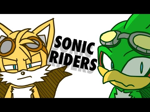Sonic Riders Intro HD from YouTube · Duration:  1 minutes 38 seconds