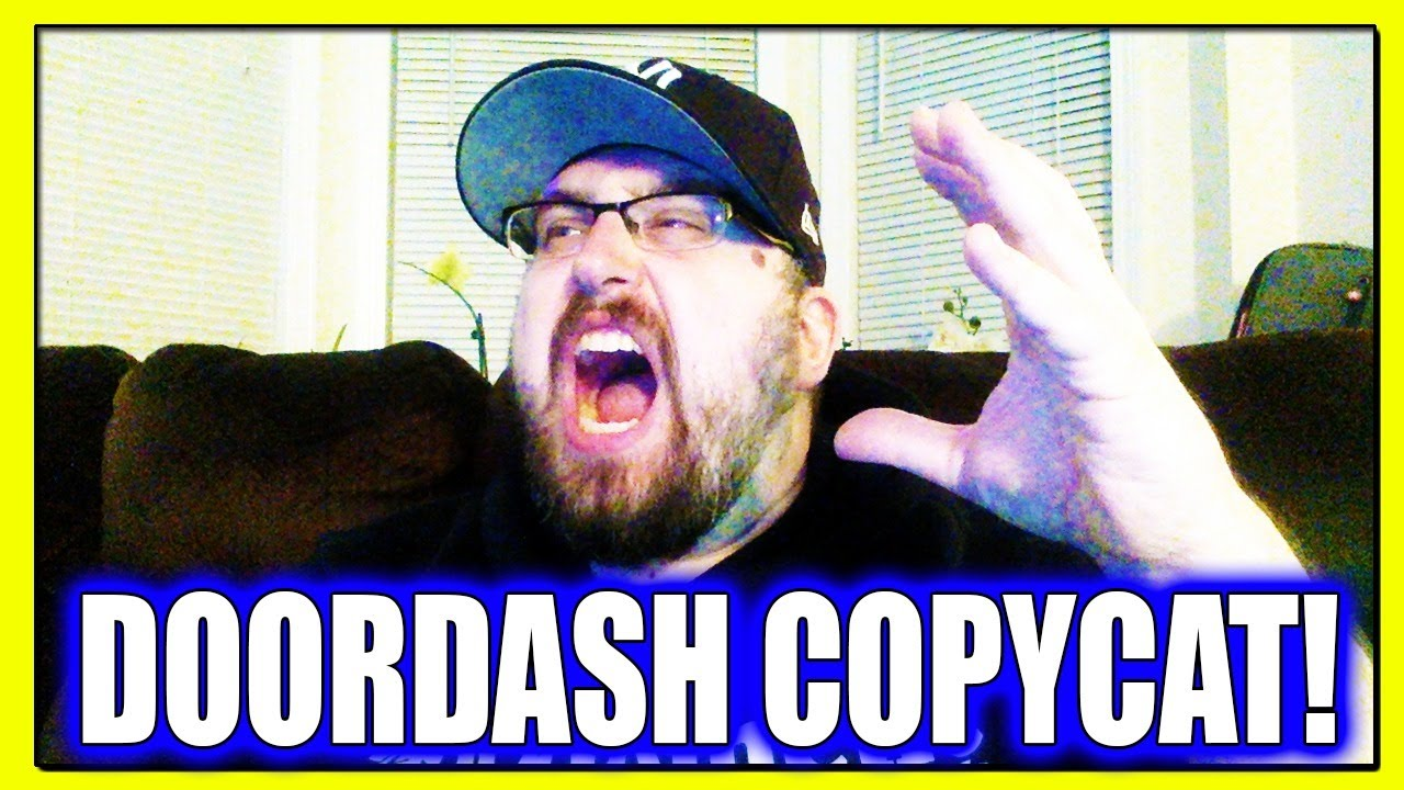 DOORDASH has a COPYCAT! Drivers are NOT HAPPY about THIS! (DoorDash Driver)