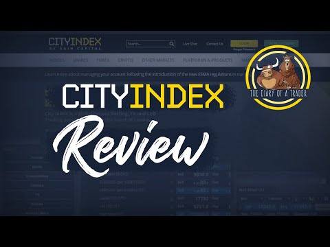 City Index Review 2018 | Forex Broker Review  by Thediaryofatrader.com