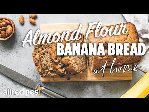 how-to-make-almond-flour-banana-bread-|-at-home-recipes-|-allrecipes.com