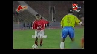 هدف فوز الأهلي 1 مقابل 0 الإسماعيلي علاء إبراهيم الأسبوع التاسع للدوري 26 نوفمبر 1999
