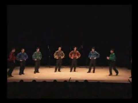 Romafest Gypsy Dance Theater - Rhythm Game.flv