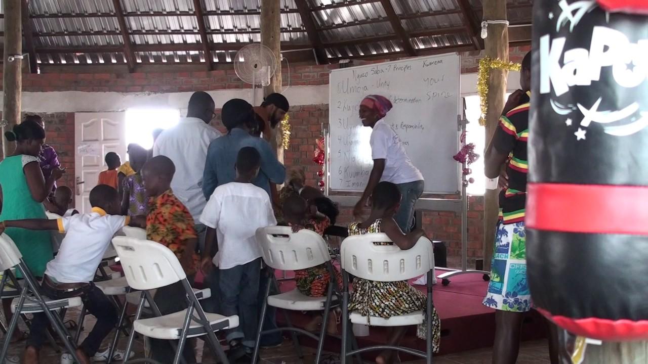 Kwanzaa 2013 at Ada Orphanage (Pt. 2)