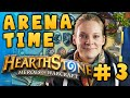 Hearthstone: Arena Time #3 - Owls and Bats [Livestream]
